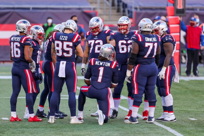 VIDEO: Mic'd Up Sights and Sounds From The Patriots Week 12 Victory Over The Cardinals