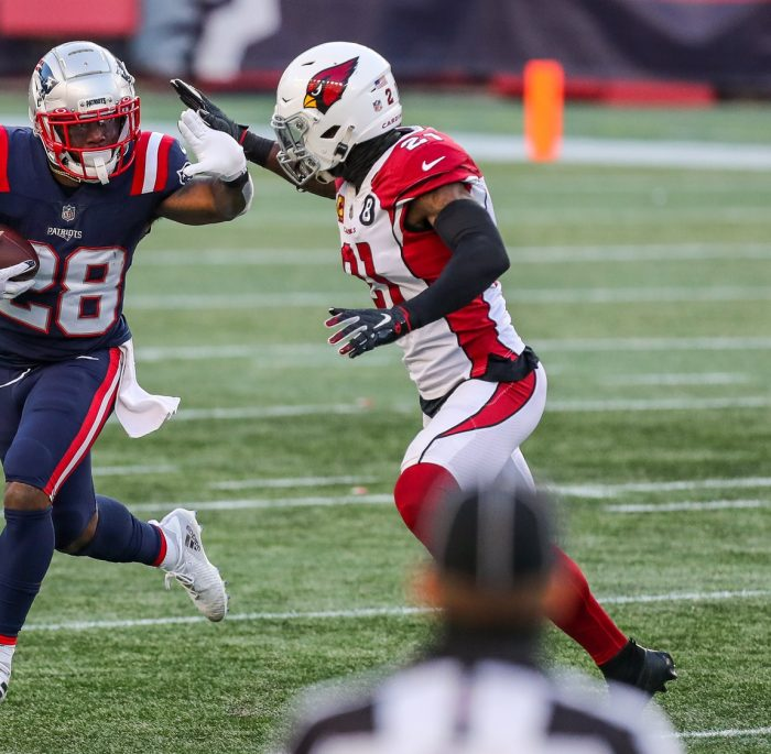 Patriots Week 12 Report Card In the 20-17 Win Over Arizona