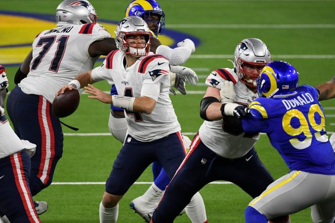 VIDEO: Patriots Mic'd Up Sights and Sounds From Week 14