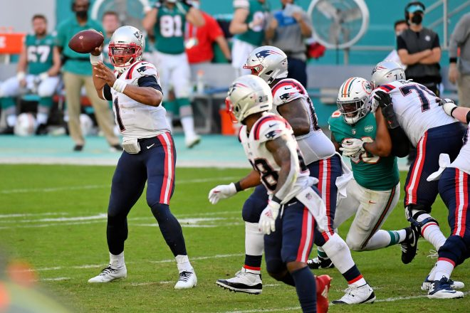 Monday Observations After Dolphins Send Patriots to the Back Of the Pack