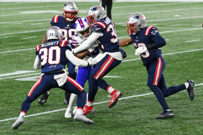ICYMI: Jason McCourty Bids Farewell To New England, Shares Special Message For Patriots Nation