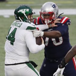 VIDEO: Sights and Sounds From The Patriots Week 17 Victory Over The New York Jets