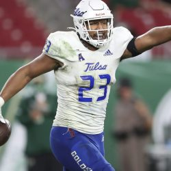 Patriots 2021 Draft Profile, LB Zaven Collins, Tulsa