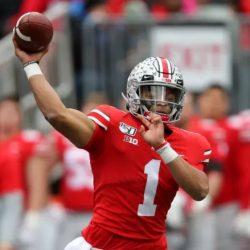 Patriots 2021 Draft Profile, QB Justin Fields, Ohio State