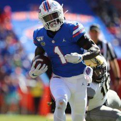 Patriots 2021 Draft Profile, WR Kadarius Toney, Florida