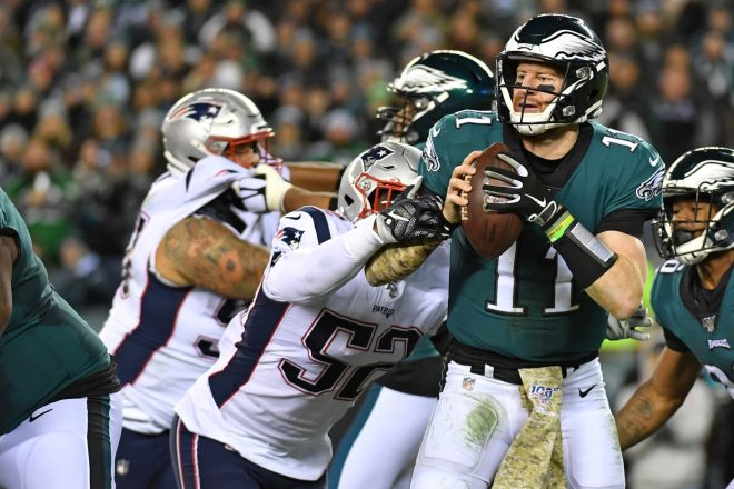 REPORT: Eagles Reach Deal to Send QB Wentz to Indianapolis