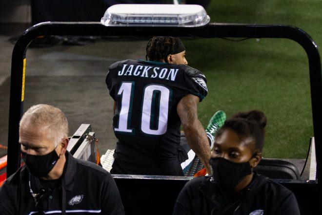 NFL RUMORS: Eagles to Part Ways With DeSean Jackson