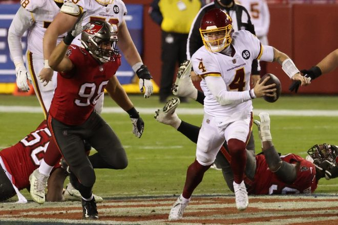NFL RUMORS: Washington Extends QB Heinicke