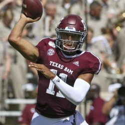 Patriots 2021 Draft Profile, QB Kellen Mond, Texas A&M