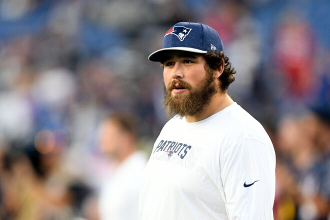 David Andrews Confirms His Return To Patriots, Details Of New Contract Revealed