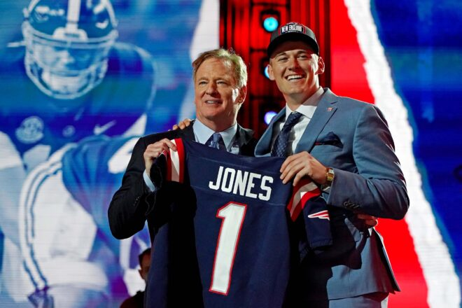 VIDEO: Behind The Scenes With The Patriots 2021 Draft Class