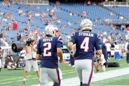 Patriots Off Season look position by position, Morse's Morsels