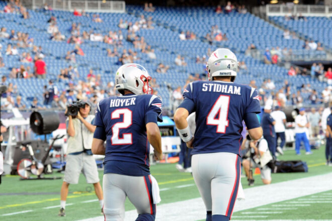 What Does Hoyer's Return Mean For Stidham, or the Patriots Future?