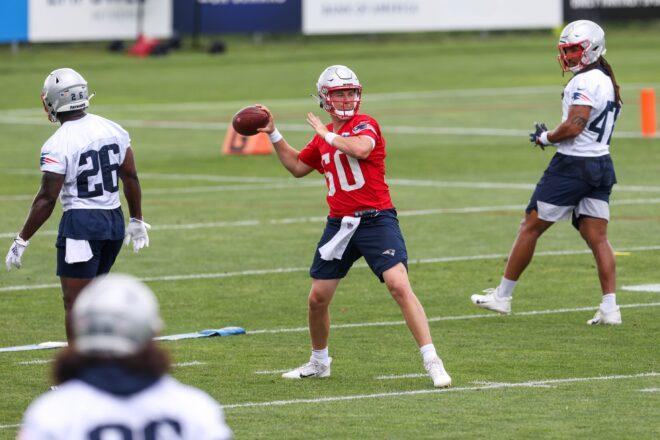 Best Of Social Media: Sights and Sounds From Day 2 Of Training Camp