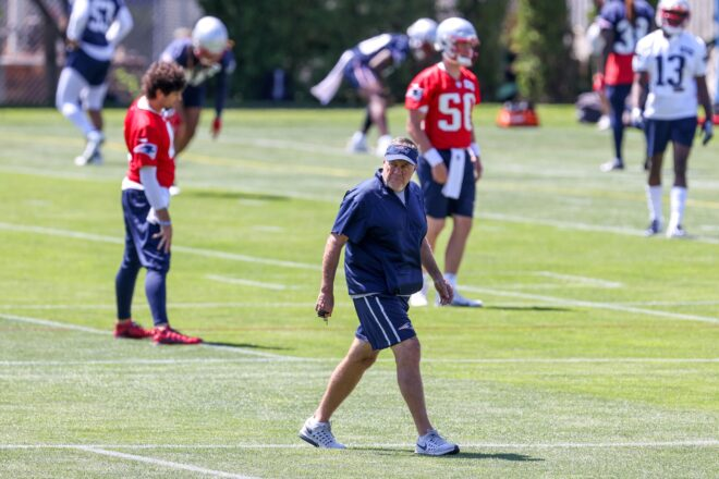 Patriots News 06-20, OTAs, Minicamp Is About Belichick Teaching