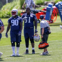 Best Of Social Media: Day 1 Of Patriots Joint Practices With The New York Giants