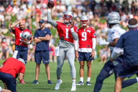Daily Patriots News and NFL Notes: 5 Things to Know - 8/4
