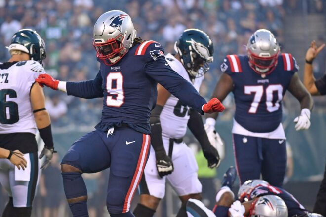 MORSE: 15 Observations from the Patriots 2nd Preseason game vs Eagles