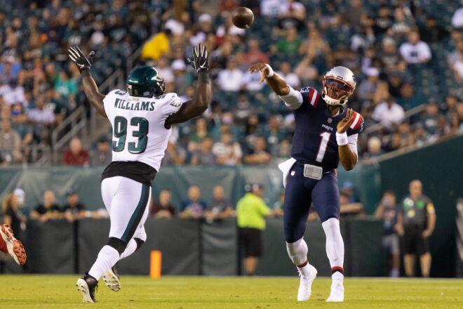 Best Of Social Media: Preseason Week 2 Patriots vs Eagles