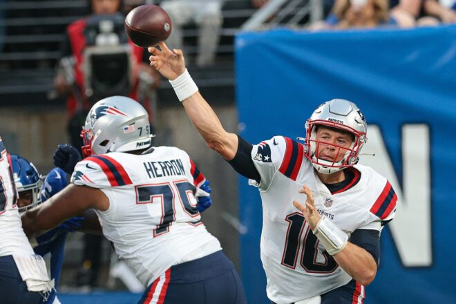 Thoughts on the Patriots Initial 53-man Roster, More Moves to Come