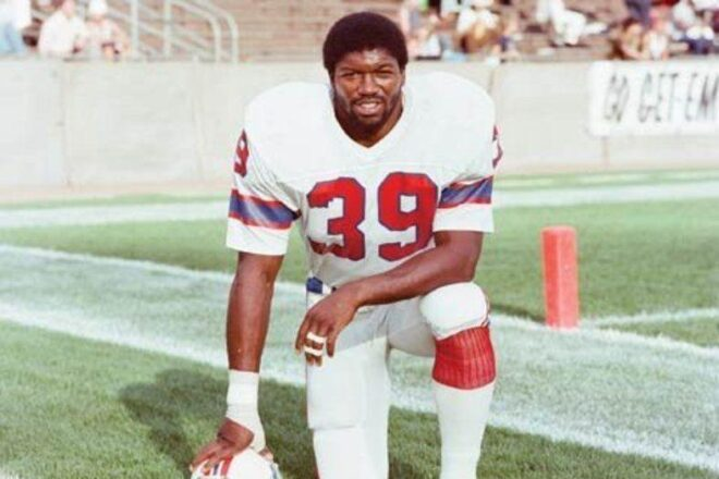 """Patriots Great Sam """"Bam"""" Cunningham Dies at 71 Was One-of-a-Kind"""