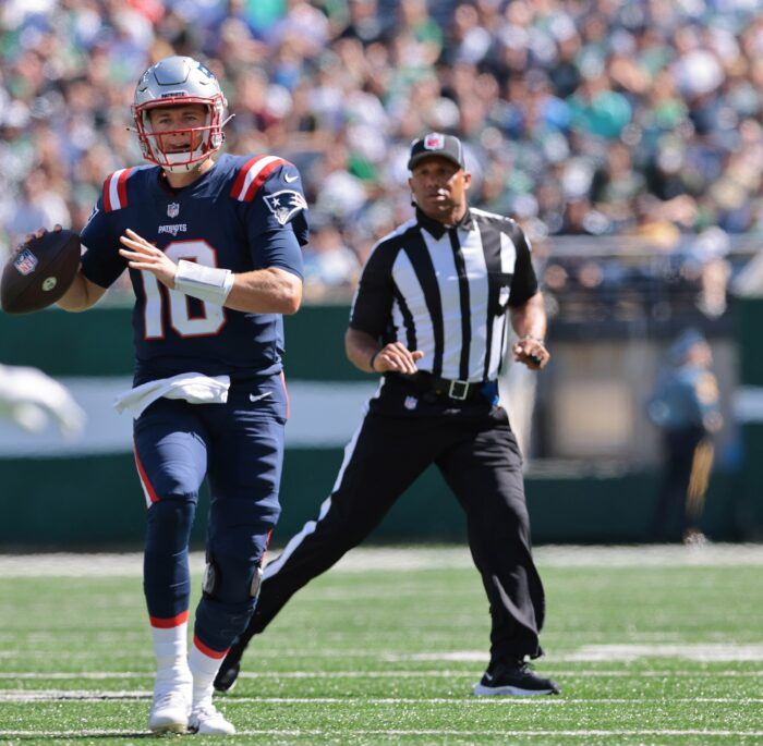 Patriots News October 24: Critical Game Coming Up vs Jets, Wilson vs Jones Talk, and Seymour Finally Honored