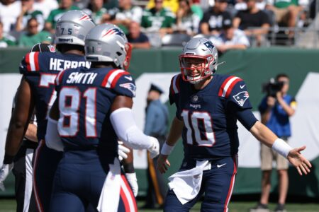 The Good, the Bad, and the Ugly: Patriots at Jets