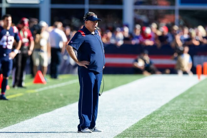 MORSE: Week 5 Preview – Patriots at Houston Texans