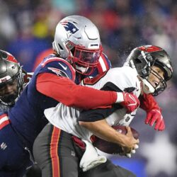 Tough Loss Against Brady Presents Patriots With a Difficult Road