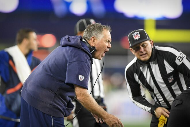 MORSE: 15 Observations From Game 4: Patriots vs Buccaneers