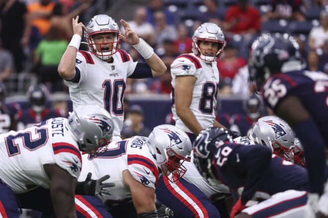 VIDEO: Mic'd Up Sights and Sounds From The Patriots Week 5 Win