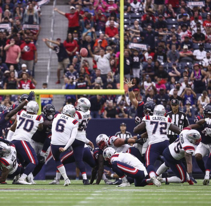 Quick Observations From the Patriots Last-Minute 25-22 Win Over Houston