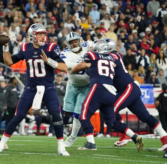 Patriots Week 6 Report Card In O.T. 35-29 Loss to Dallas