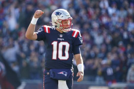 Mac Jones Gets Excited Each Time Patriots Have Scoring Opportunity