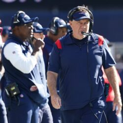 Thrashing Of Jets Rights the Ship For Belichick's Patriots