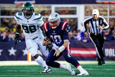 Best Of Social Media: Week 7 Jets vs Patriots
