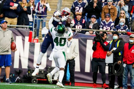 Jets Players Apparently Upset About Patriots Running Up the Score